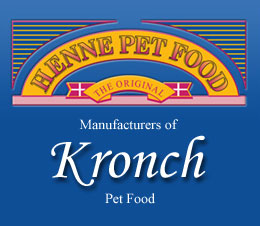 KRONCH high quality food for dogs that is based on fresh salmon and made in Denmark